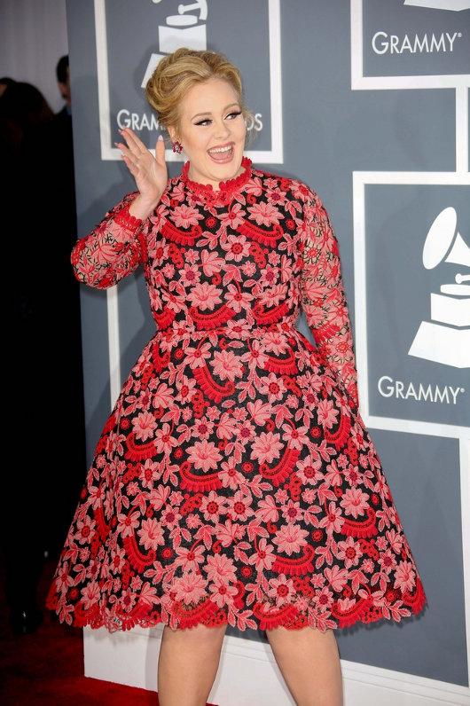Adele ma ogromną tremę przed występem na oscarowej gali