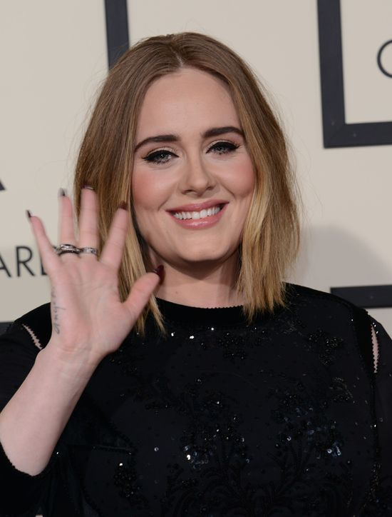 Chcesz us�ysze� now� piosenk� Adele? Musisz poczeka� 5 lat!