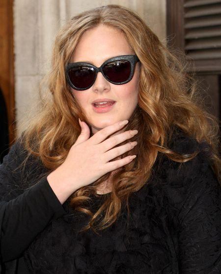 Ci��a Adele - to ju� 7. miesi�c!