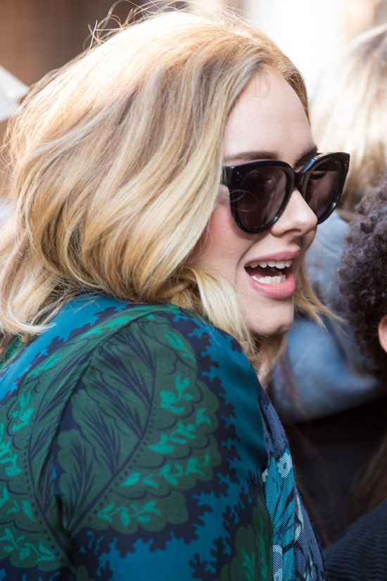 Drake chce zrobić pranie Adele