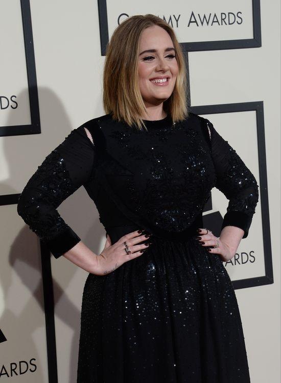OMG! Adele naprawdę TAK wygląda! (FOTO)