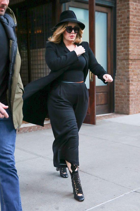 Takie obr�tu spraw w �yciu Adele nie spodziewa� si� nikt