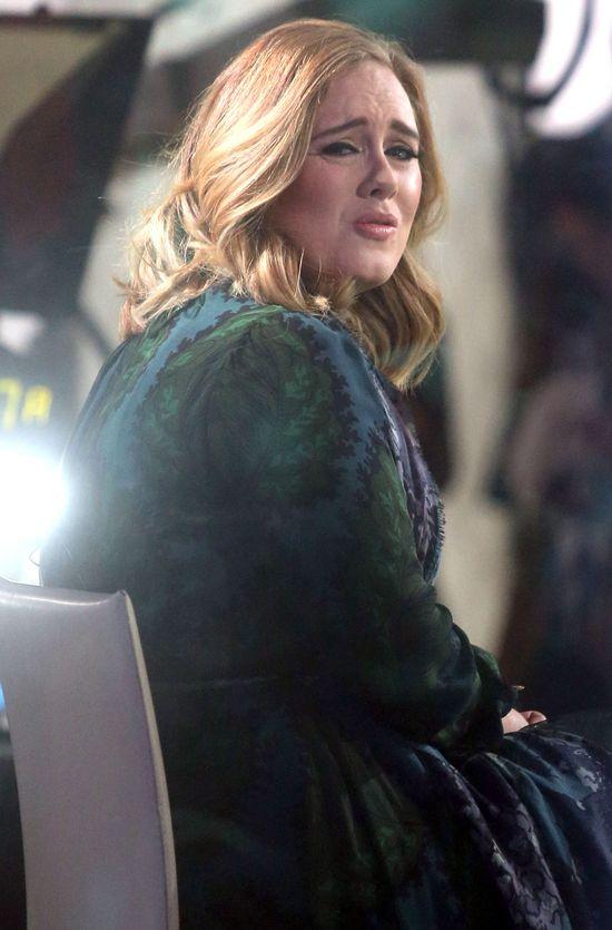 Inni piosenkarze nienawidzą za TO Adele!