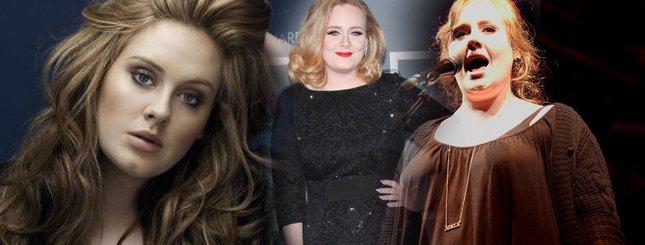 Adele została wegetarianką i dalej się odchudza