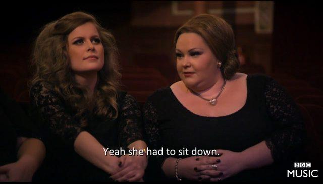 Adele jako Jenn na konkursie... sobowt�rek Adele [VIDEO]