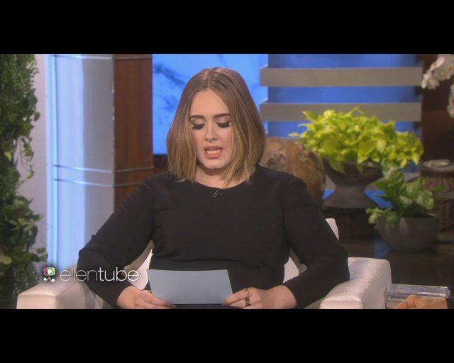 Ach! Mieć TAKĄ pocztę głosową - marzenie fanów Adele