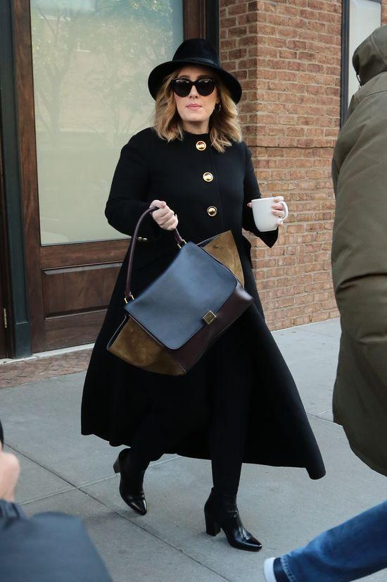 Jak Adele wygląda po przebudzeniu? (Instagram)