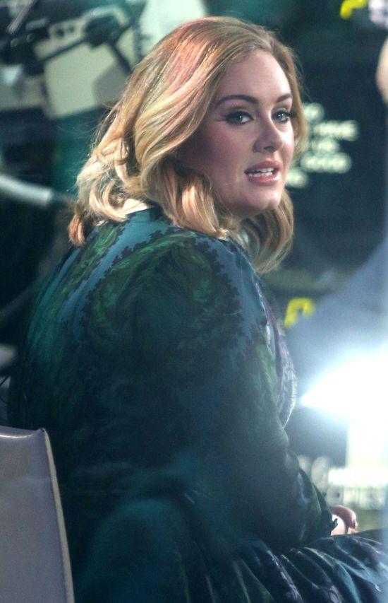 Nianie maj� do�� synka Adele!