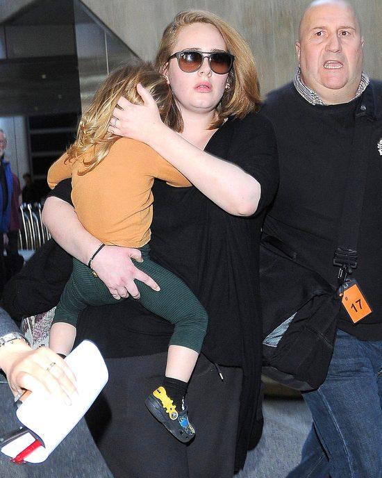 Adele: Jest toksyczna, boję się jej