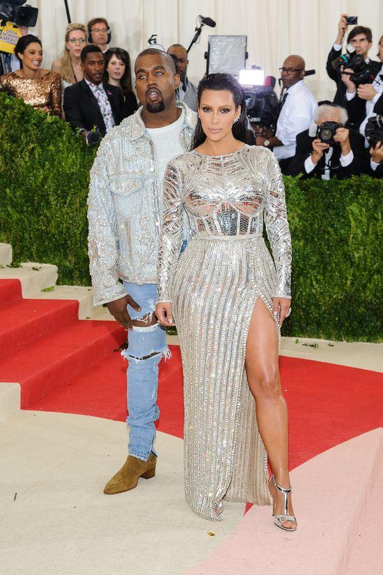 Urocza wiadomość Kim Kardashian do Kanye Westa z okazji 2. rocznicy ślubu
