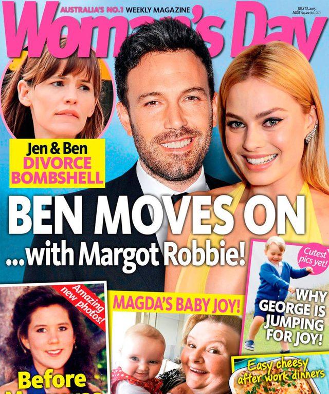 Ben Affleck spotyka się z Margot Robbie?
