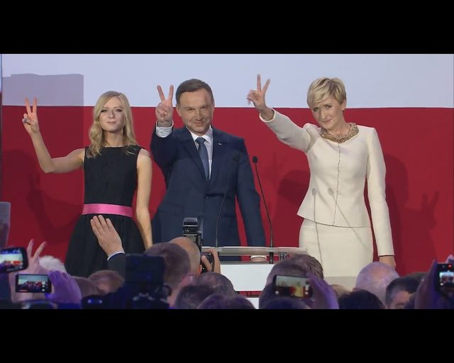 Agata Duda nie boi się prezesa Kaczyńskiego
