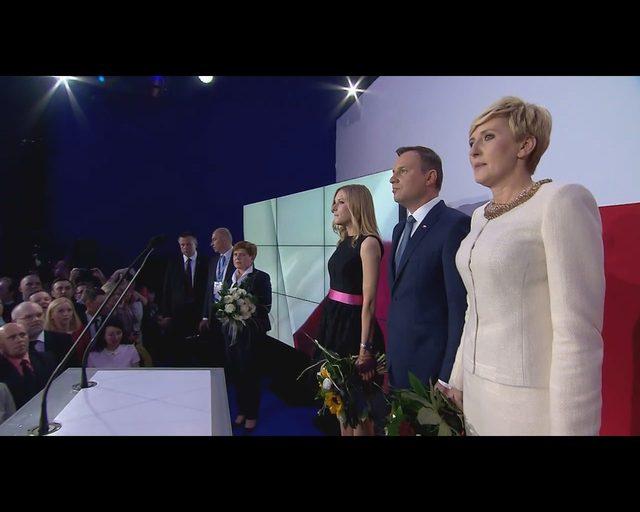 Agata Duda nie boi si� prezesa Kaczy�skiego