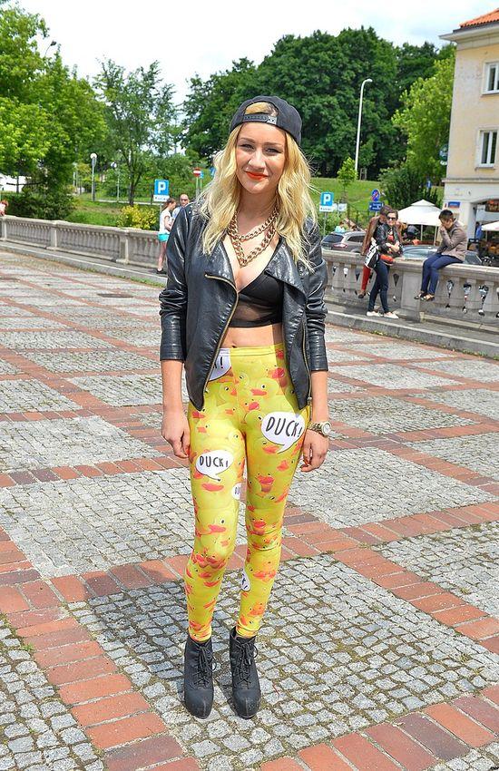Agata Dziarmagowska z X Factora może czuć się gwiazdą? FOTO