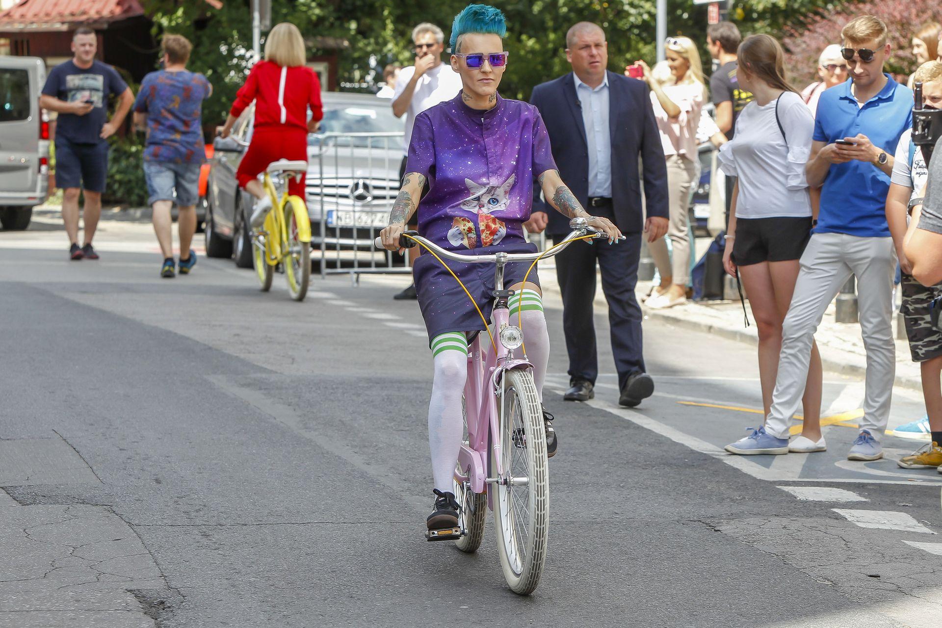 Agnieszka Chylińska o płycie Pink Punk: MAM TO GDZIEŚ