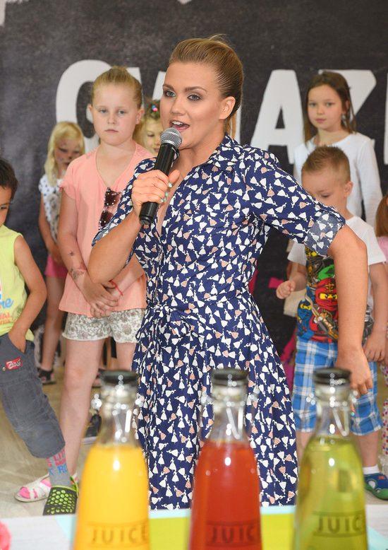 Agnieszka Kaczorowska pokazała, jaki relaks lubi w piątek po południu