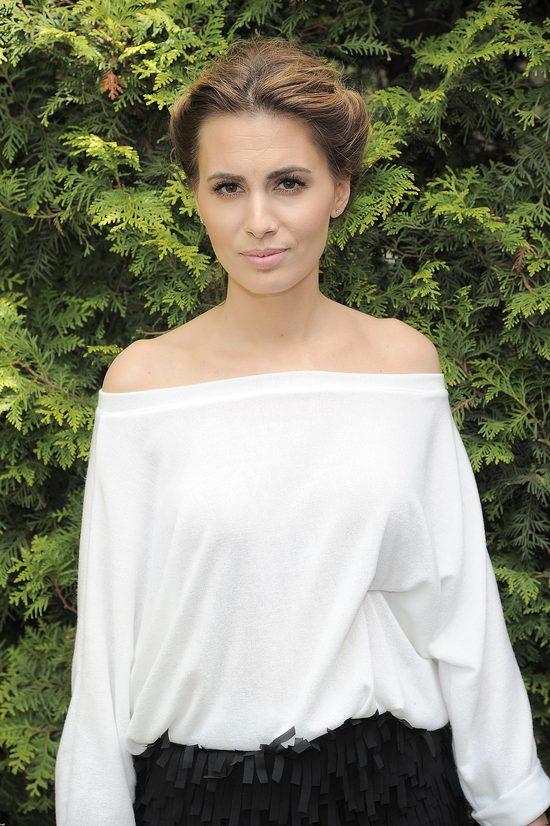 Agnieszka Popielewicz w skowronkach u boku Hyżego (FOTO)