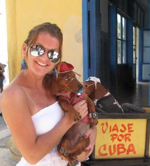 Agnieszka Radwańska spędziła wakacje na Kubie
