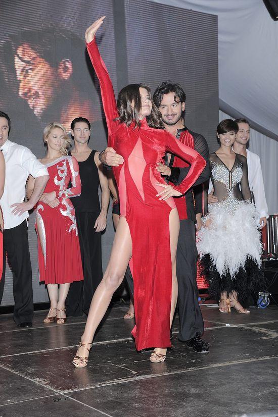 Pary z Tańca z gwiazdami już chwalą się umiejętnościami FOTO