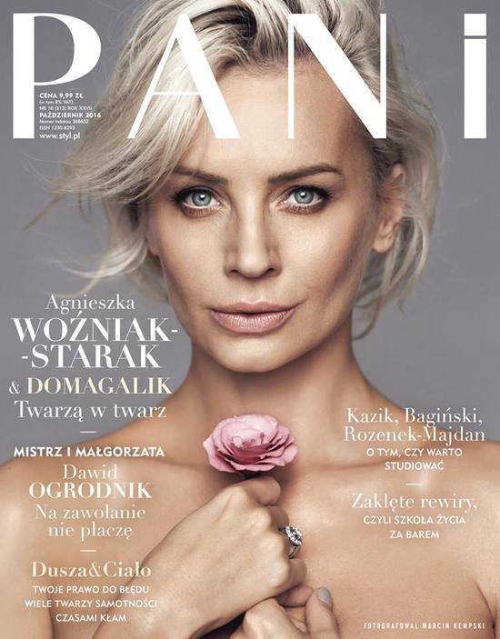 Agnieszka Woźniak Starak: Poroniłam