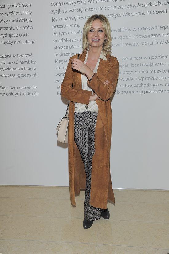 Agnieszka Szulim: Nie mam zieloneg pojęcia o trendach