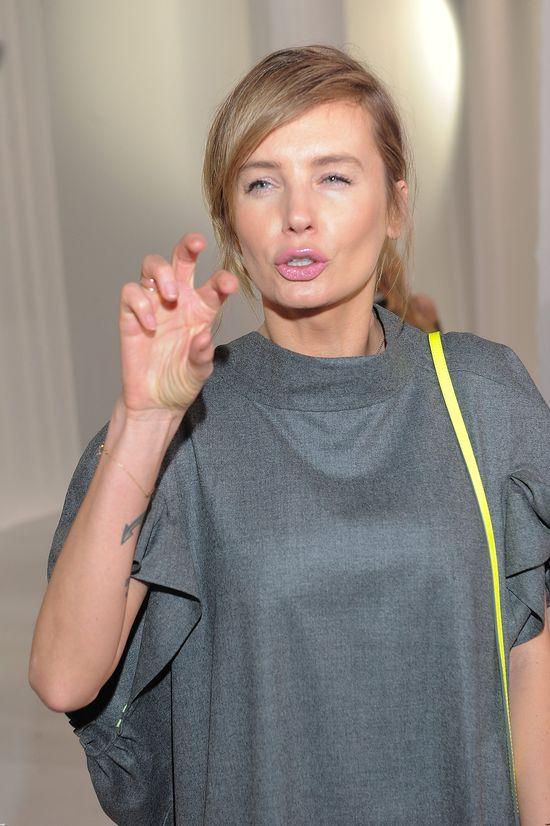 Ewa Chodakowska: Szulim nie mo�na nic powiedzie� na ucho