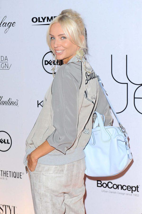 Agnieszka Szulim została platynową blondynką (FOTO)