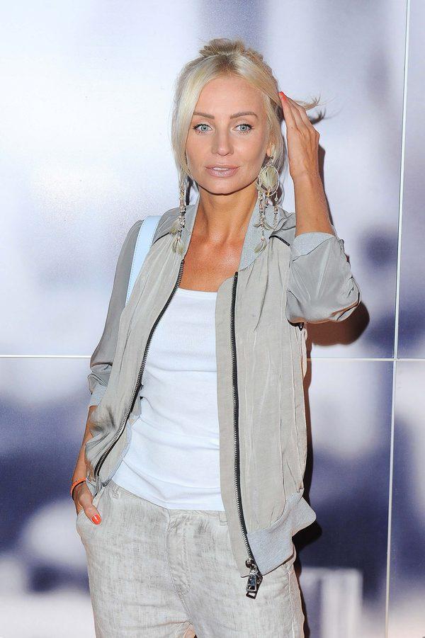 Agnieszka Szulim zosta�a platynow� blondynk� (FOTO)