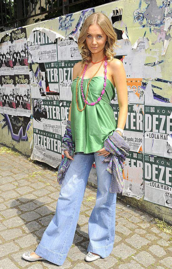 Ile schud�a ostatnio Agnieszka Szulim? (FOTO)