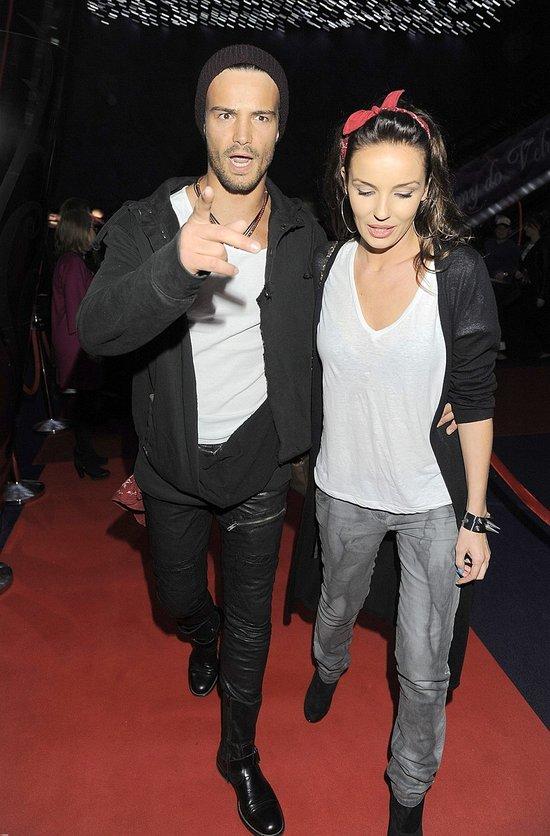 Włodarczyk i Krawczyk - zgrany duet na premierze (FOTO)