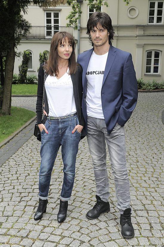 Oni maj� Serce Dla Zwierz�t - W�odarczyk i Krawczyk (FOTO)