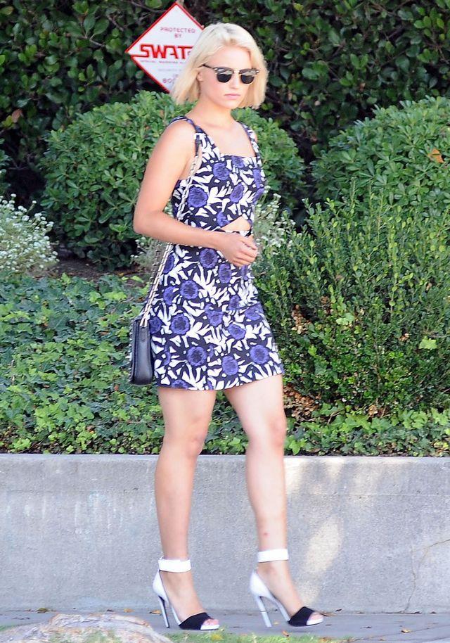 Diana Agron coraz ja�niejsza (FOTO)