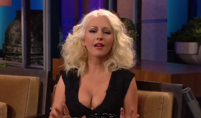 Odchudzona Aguilera czuje się bardziej sexy niż kiedykolwiek