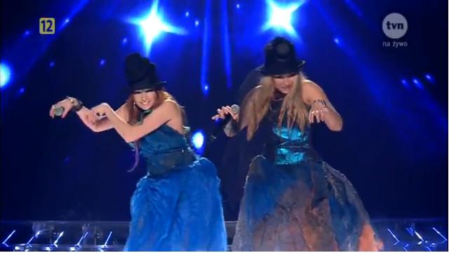 Aicha i Asteya pożegnały się z X Factor