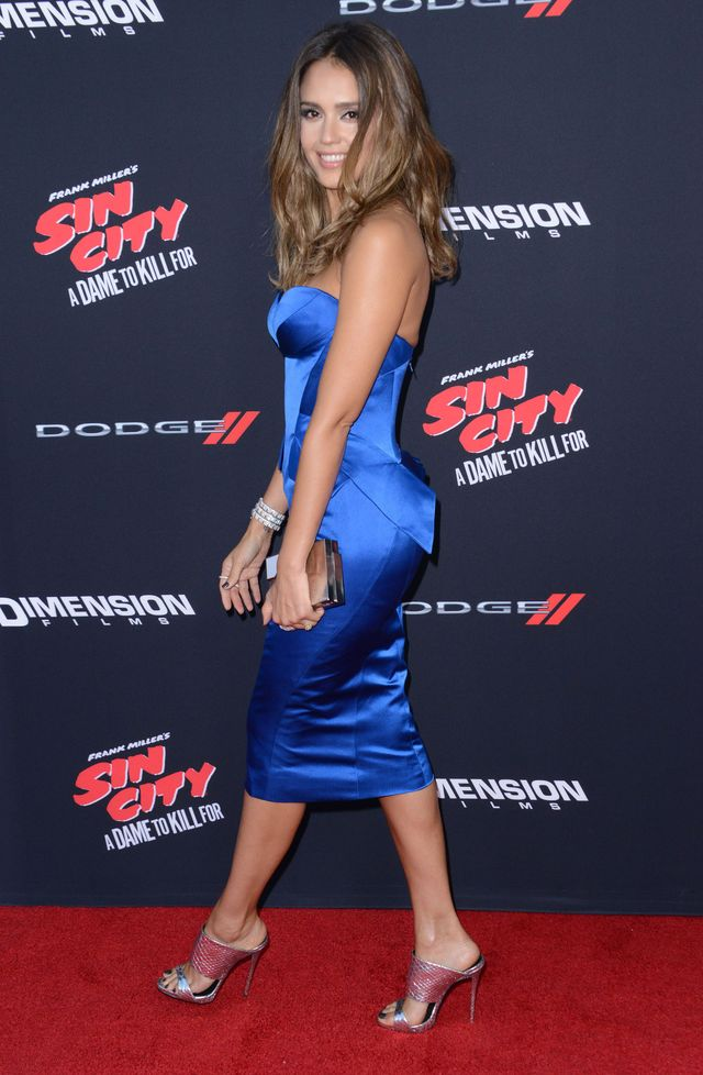 Jessica Alba ma spółkę wartą prawie miliard dolarów!