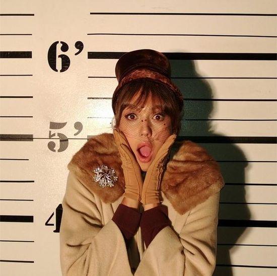 Jessica Alba za kratkami?!