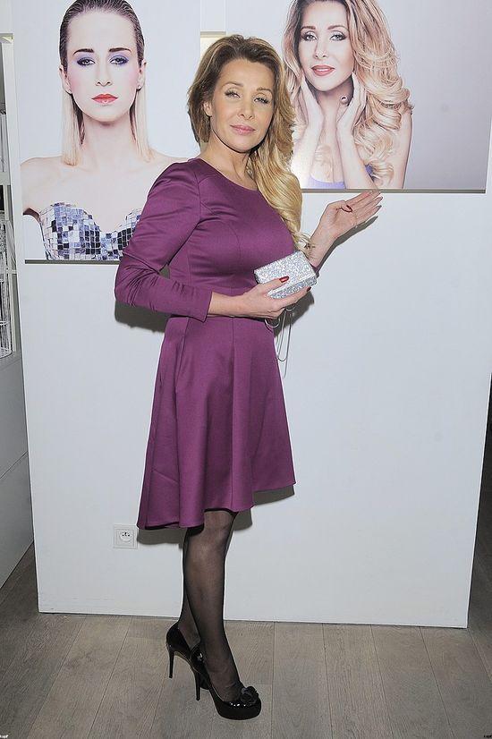 Joanna Jabłczyńska przyćmiła inne panie na imprezie IsaDory