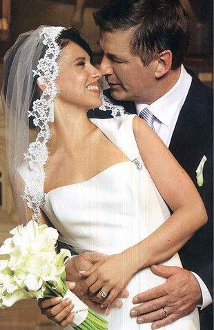 Alec Baldwin pokazał zdjęcie ślubne (FOTO)