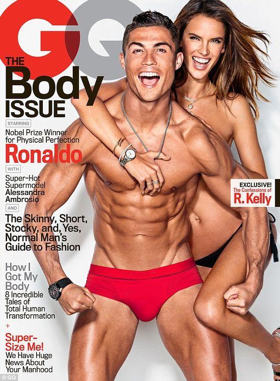 To najseksowniejsza ok�adka w historii magazynu GQ!