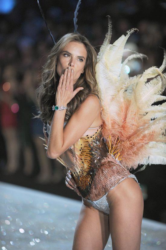 Ile wa�� skrzyde�ka anio�k�w Victoria's Secret?