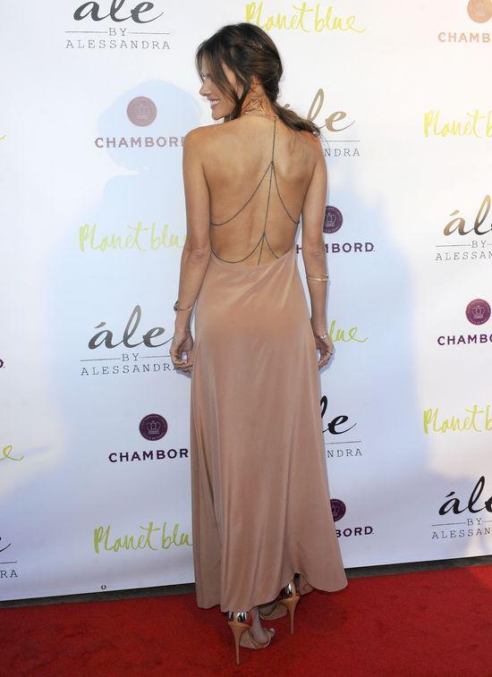 Alessandra Ambrosio ubiera Vanessę Hudgens? (FOTO)