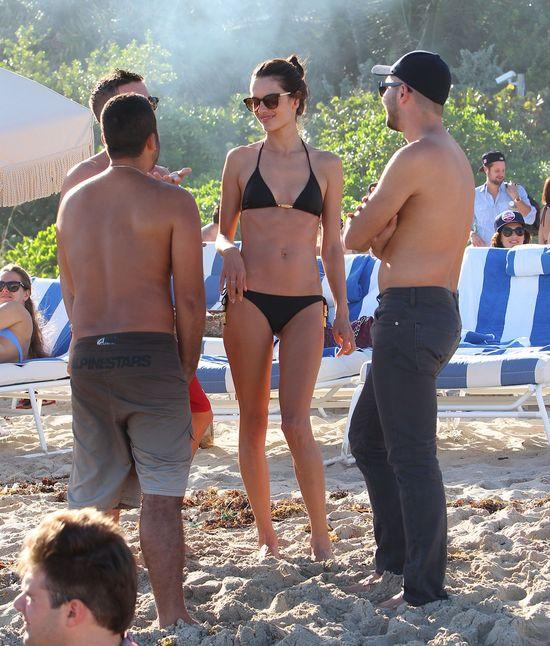 Alessandra Ambrosio w bikini (FOTO)