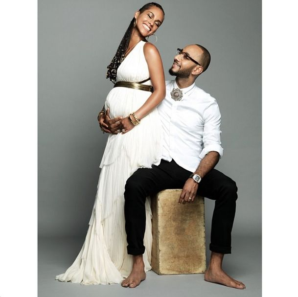 Alicia Keys jest w ciąży! (FOTO)