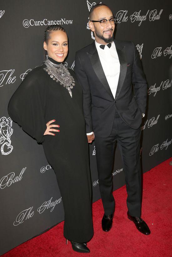 Alicia Keys urodziła!