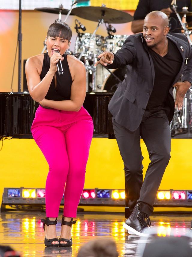 Alicia Keys drastyczne schudła! (FOTO)