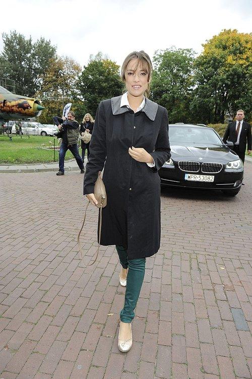 Alicja Bachleda-Curuś od lat nie zmieniła stylu (FOTO)