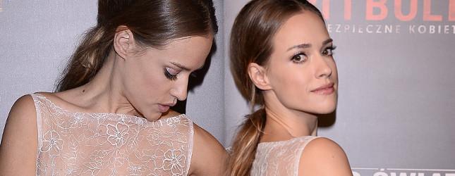 Pięknie czy infantylnie? Alicja Bachleda-Curuś na premierze Pitbulla (FOTO)