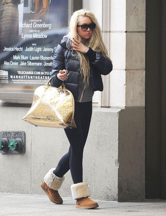 Amanda Bynes jest biedna i bezdomna!
