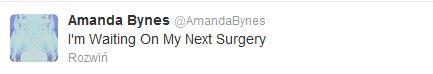 Amanda Bynes planuje zoperować całą twarz (FOTO)