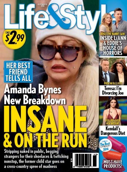Amanda Bynes nie odpowie za swoje wybryki?